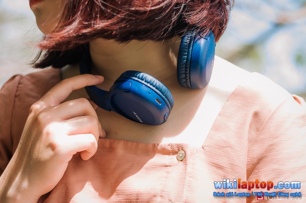 Sforum - Trang thông tin công nghệ mới nhất DSC_8078 Trải nghiệm tai nghe bluetooth on-ear nhanh Sony WH-CH510: Nhỏ gọn, mượt mà, pin 35 giờ, giá chỉ 1 triệu