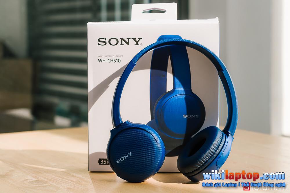 Sforum - Trang thông tin công nghệ mới nhất DSC_8441 Trải nghiệm tai nghe bluetooth on-ear nhanh Sony WH-CH510: Nhỏ gọn, mượt mà, pin 35 giờ, giá chỉ 1 triệu