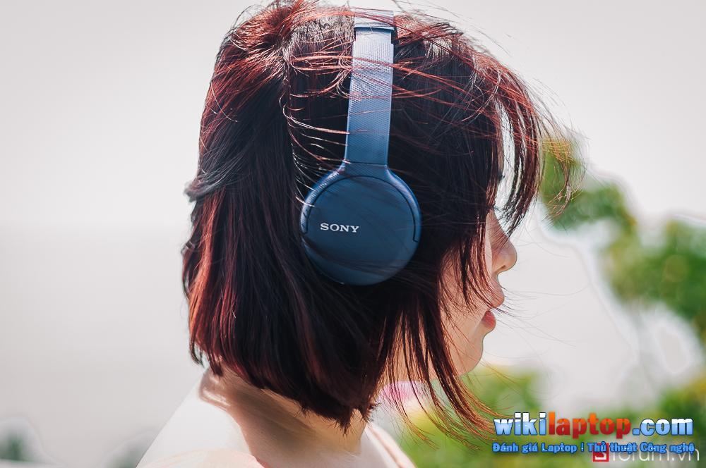 Sforum - Trang thông tin công nghệ mới nhất DSC_7857 Trải nghiệm tai nghe bluetooth on-ear nhanh Sony WH-CH510: Nhỏ gọn, mượt mà, pin 35 giờ, giá chỉ 1 triệu