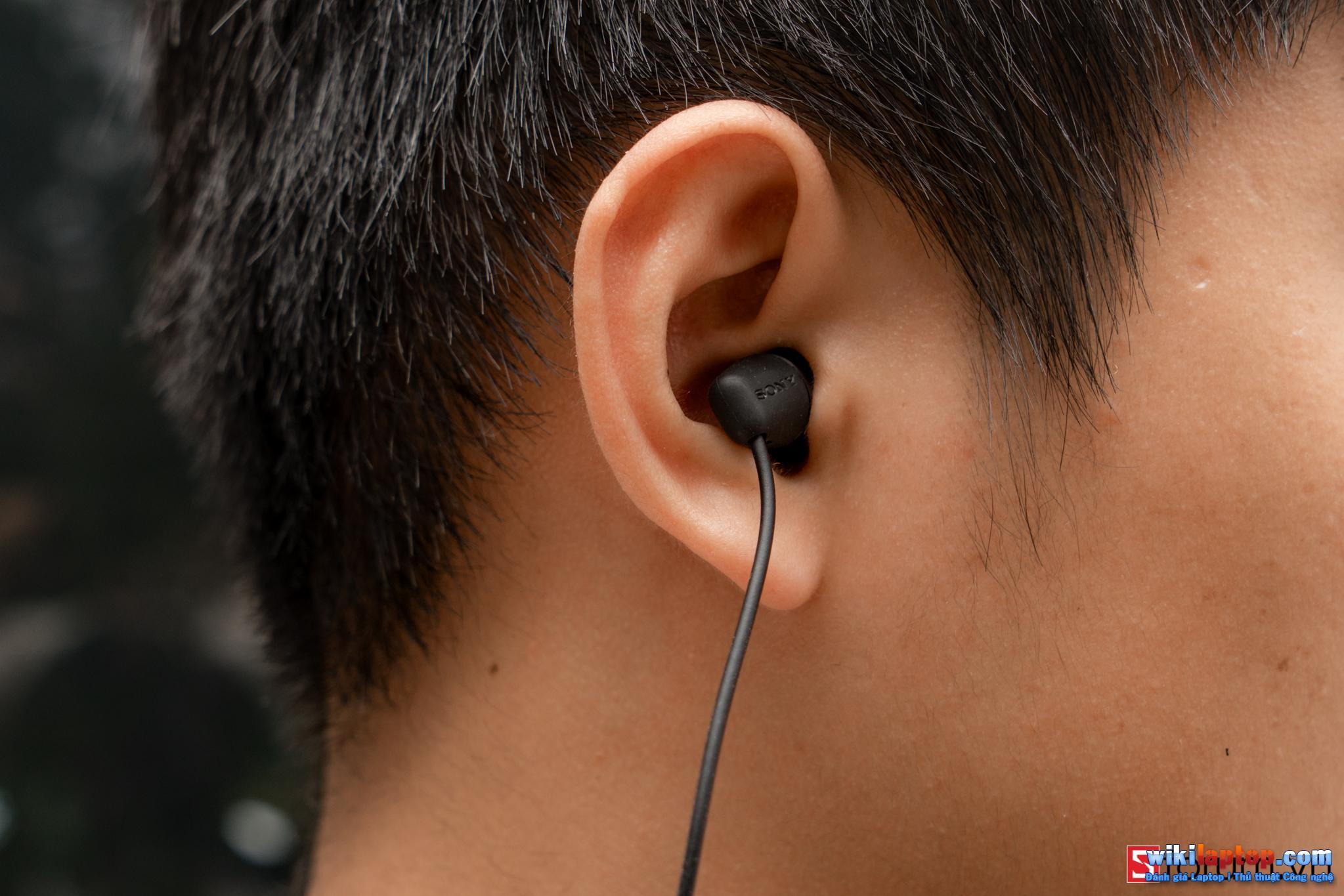 Sforum - Trang thông tin công nghệ mới nhất CPS-Sony-C200-21 Trải nghiệm SONY WI-C200: Tai nghe Bluetooth 5.0, hỗ trợ sạc nhanh, pin 12 giờ và chỉ 990.000 đồng