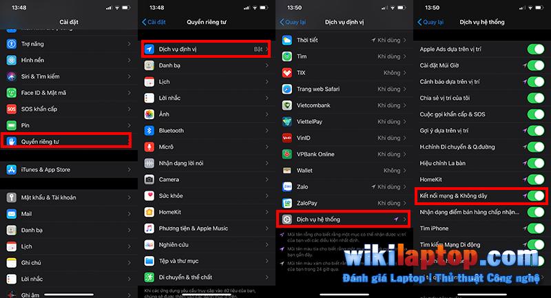 Sforum - Trang thông tin công nghệ mới nhất Chưa có tiêu đề-1-12 Hướng dẫn cách khắc phục lỗi Wifi trên iPhone