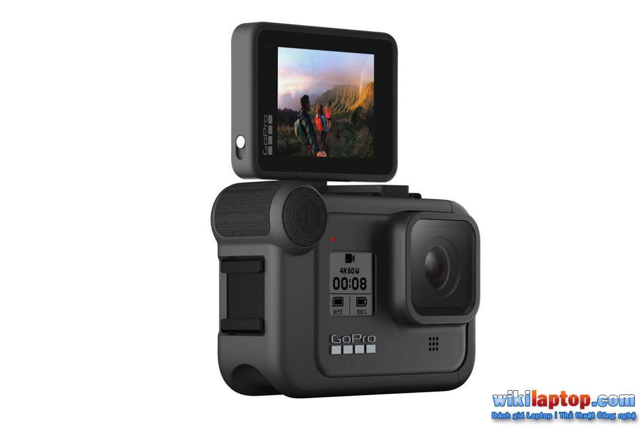 Sforum - Trang thông tin công nghệ mới nhất GO-3 Đánh giá GoPro Hero 8 Đen: Cải tiến hiện đại, chống rung tốt, ghi âm tốt, tùy chỉnh theo nhu cầu của người dùng