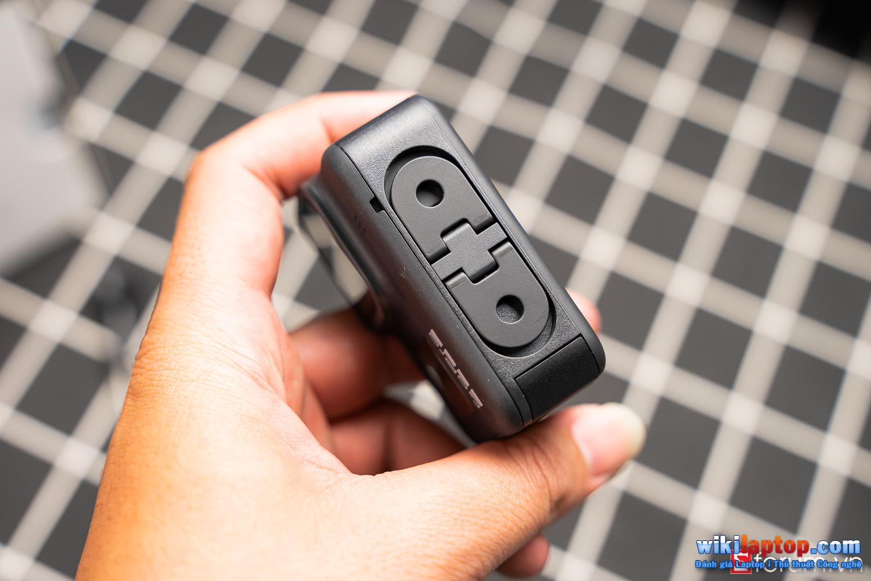 Sforum - Trang thông tin công nghệ mới nhất DSC02018 Đánh giá GoPro Hero 8 Black: Sáng tạo hiện đại, chống rung tốt, ghi âm tốt, tùy chỉnh theo nhu cầu của người dùng