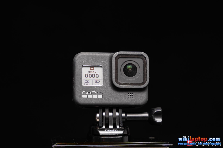 Sforum - Trang thông tin công nghệ mới nhất GO-9 Đánh giá GoPro Hero 8 Đen: Cải tiến hiện đại, chống rung tốt, ghi âm tốt, tùy chỉnh theo nhu cầu của người dùng