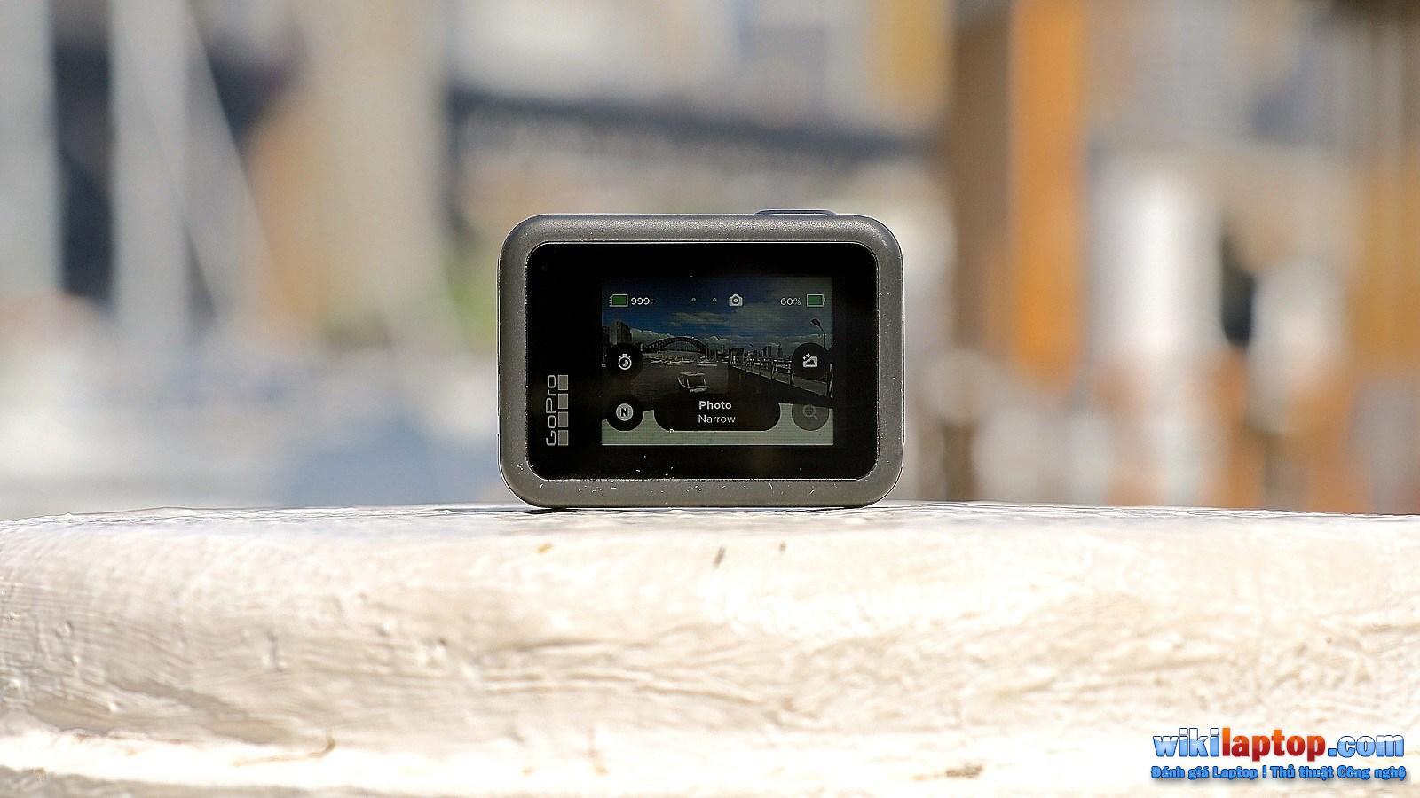 Sforum - Trang thông tin công nghệ mới nhất GO-4 Đánh giá GoPro Hero 8 Black: Cải tiến hiện đại, chống rung tốt, ghi âm tốt, tùy chỉnh theo nhu cầu của người dùng