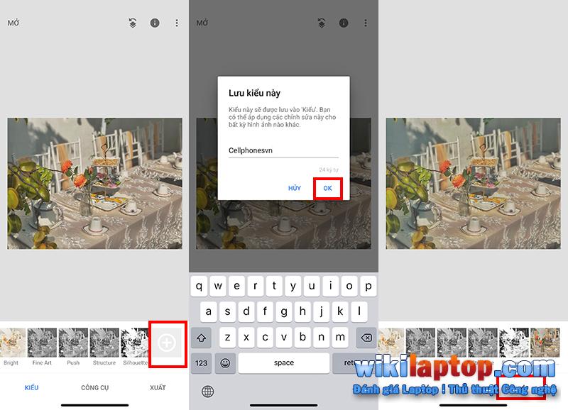 Sforum - Trang thông tin công nghệ mới nhất Chưa có tiêu đề-1-5 Hướng dẫn chỉnh sửa ảnh màu cực kỳ dễ dàng với Snapseed chỉ bằng cách quét mã QR