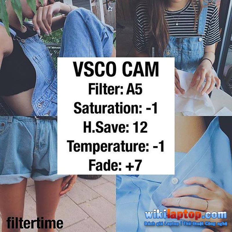 Sforum - Trang thông tin công nghệ mới nhất cam5-1 Một loạt các công thức VSCO tuyệt vời không thể bỏ qua