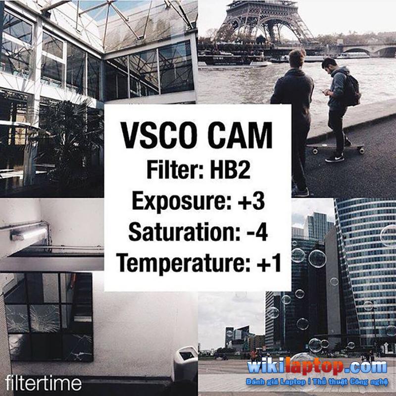 Sforum - Trang thông tin công nghệ mới nhất cam9-1 Một loạt các công thức VSCO tuyệt vời không thể bỏ qua