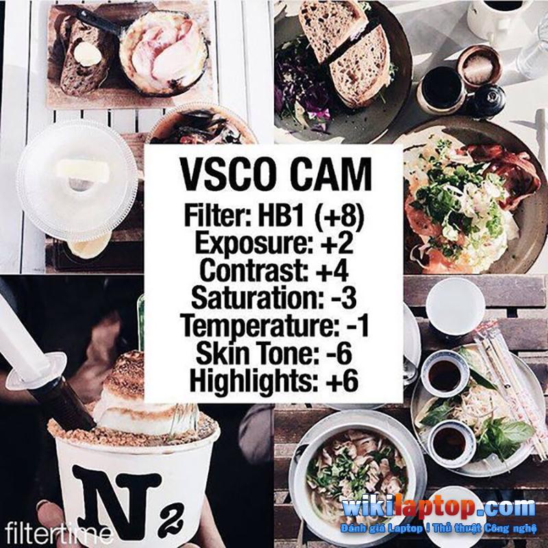 Sforum - Trang thông tin công nghệ mới nhất cam3-1 Một loạt các công thức VSCO tuyệt vời không thể bỏ qua