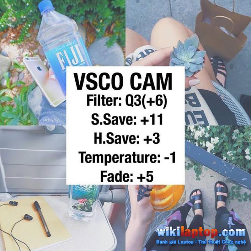 Sforum - Trang thông tin công nghệ mới nhất cam17-1 Một loạt các công thức VSCO tuyệt vời không thể bỏ qua