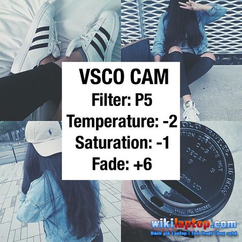 Sforum - Trang thông tin công nghệ mới nhất cam18-1 Bộ sưu tập của một loạt các công thức VSCO tuyệt vời không thể bỏ qua