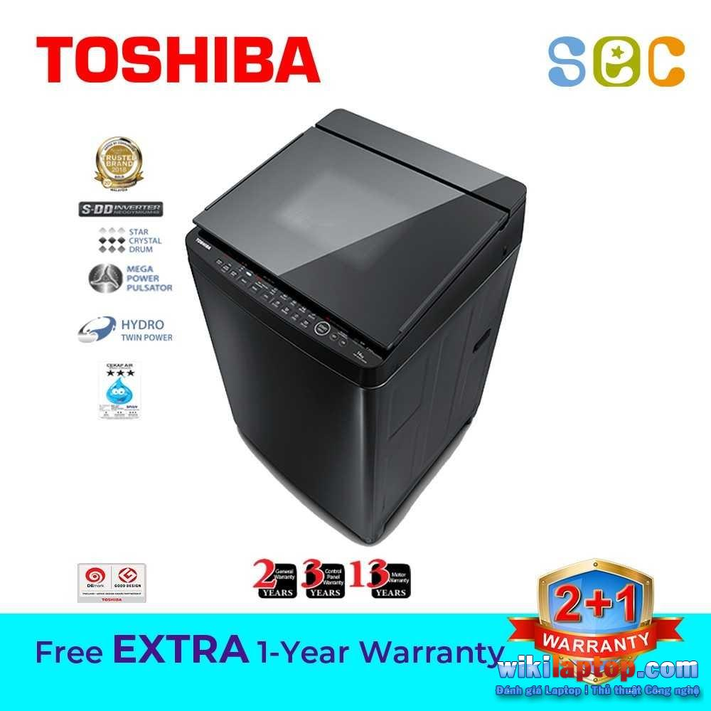 Máy giặt biến tần Toshiba S DD