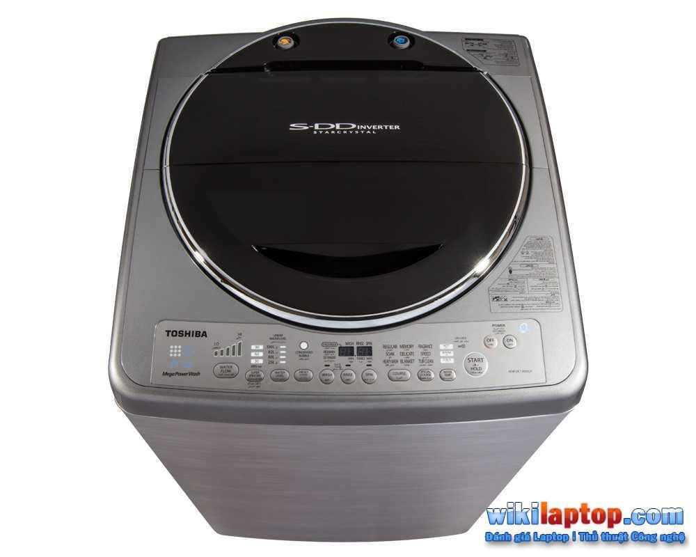 Máy giặt Toshiba có khả năng tiết kiệm năng lượng tốt