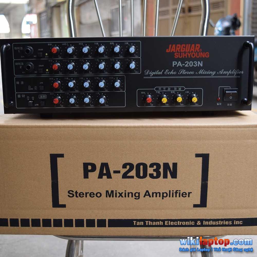 Bộ khuếch đại karaoke gia đình Jarguar PA-203N
