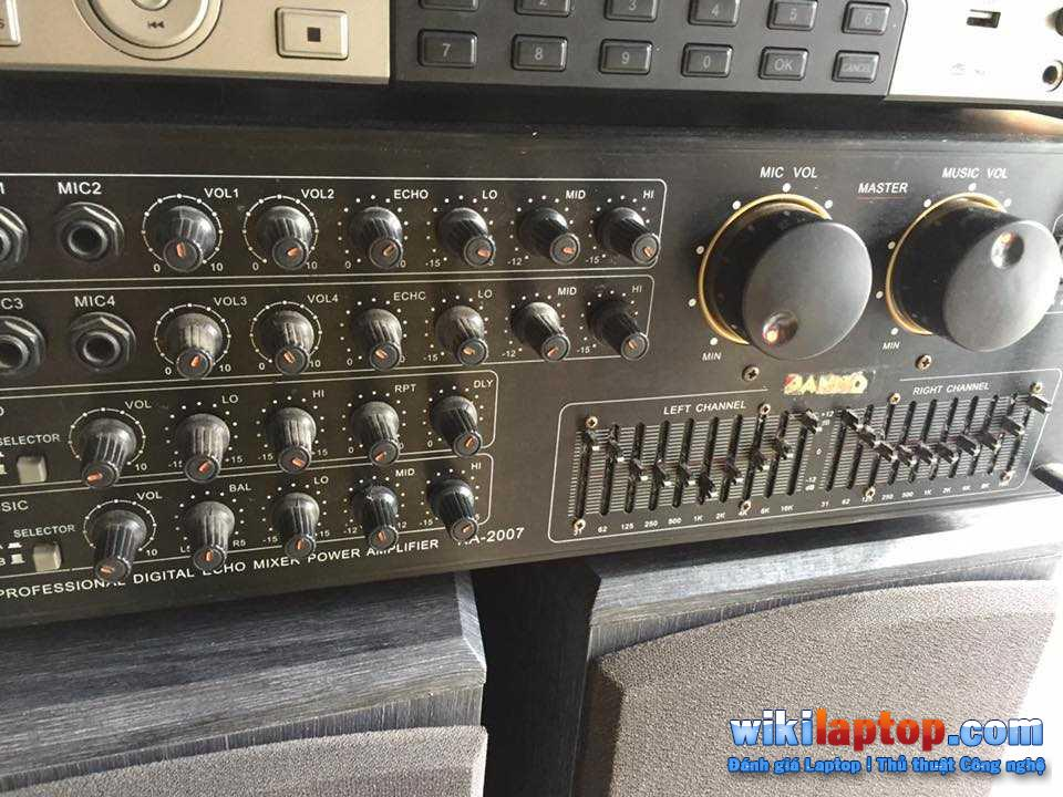 Bộ khuếch đại vitek ka-915N