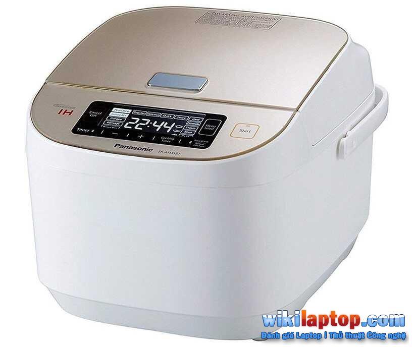 Nồi cơm điện cao cấp Panasonic SR-AFM181WRA 1,8 lít