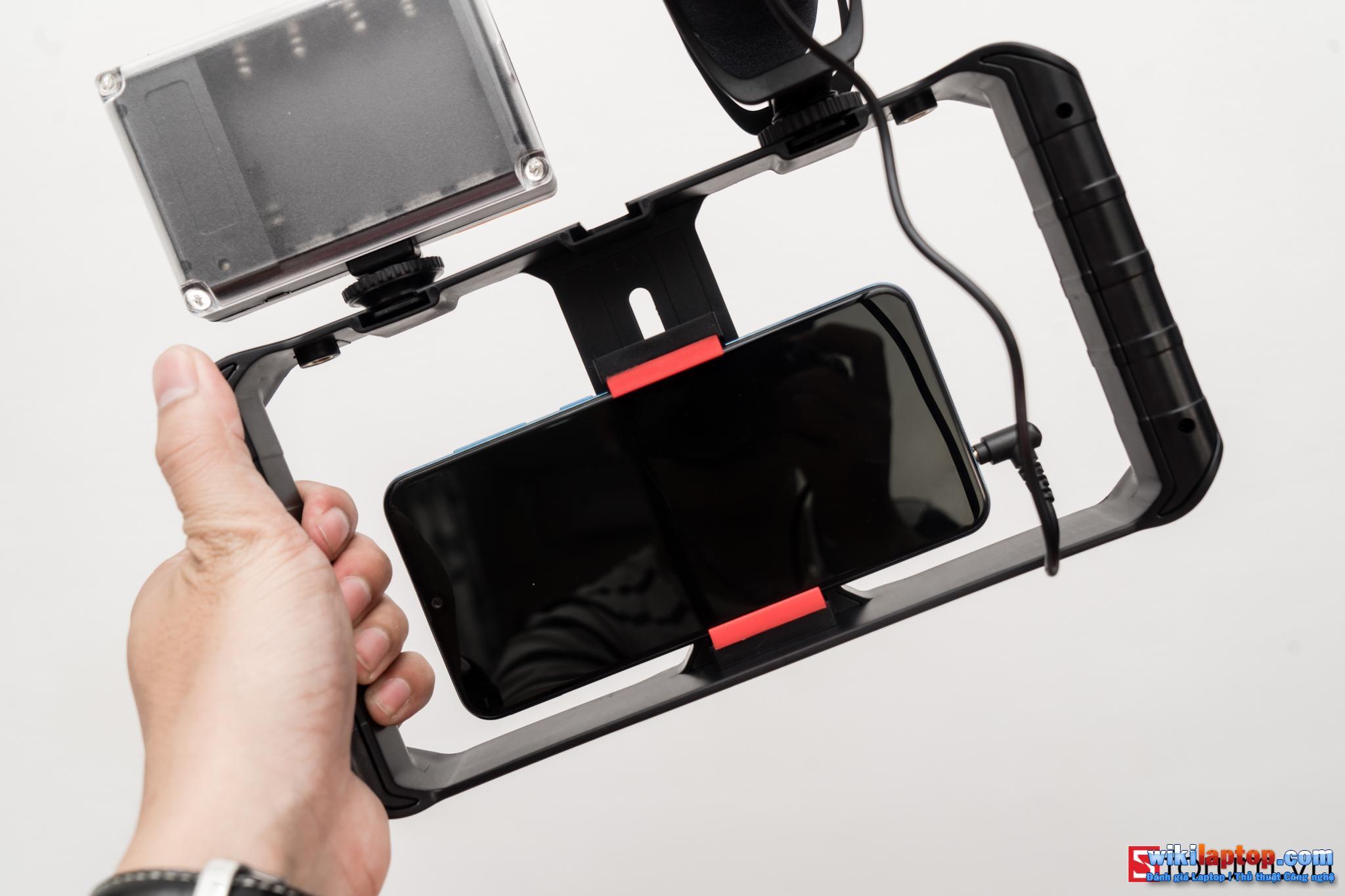 Sforum - Trang thông tin công nghệ mới nhất CPS-Combo-Quay Phim-So-2-62 Trải nghiệm Combo 2 Pro: Phim chống rung mà không cần gimbal?