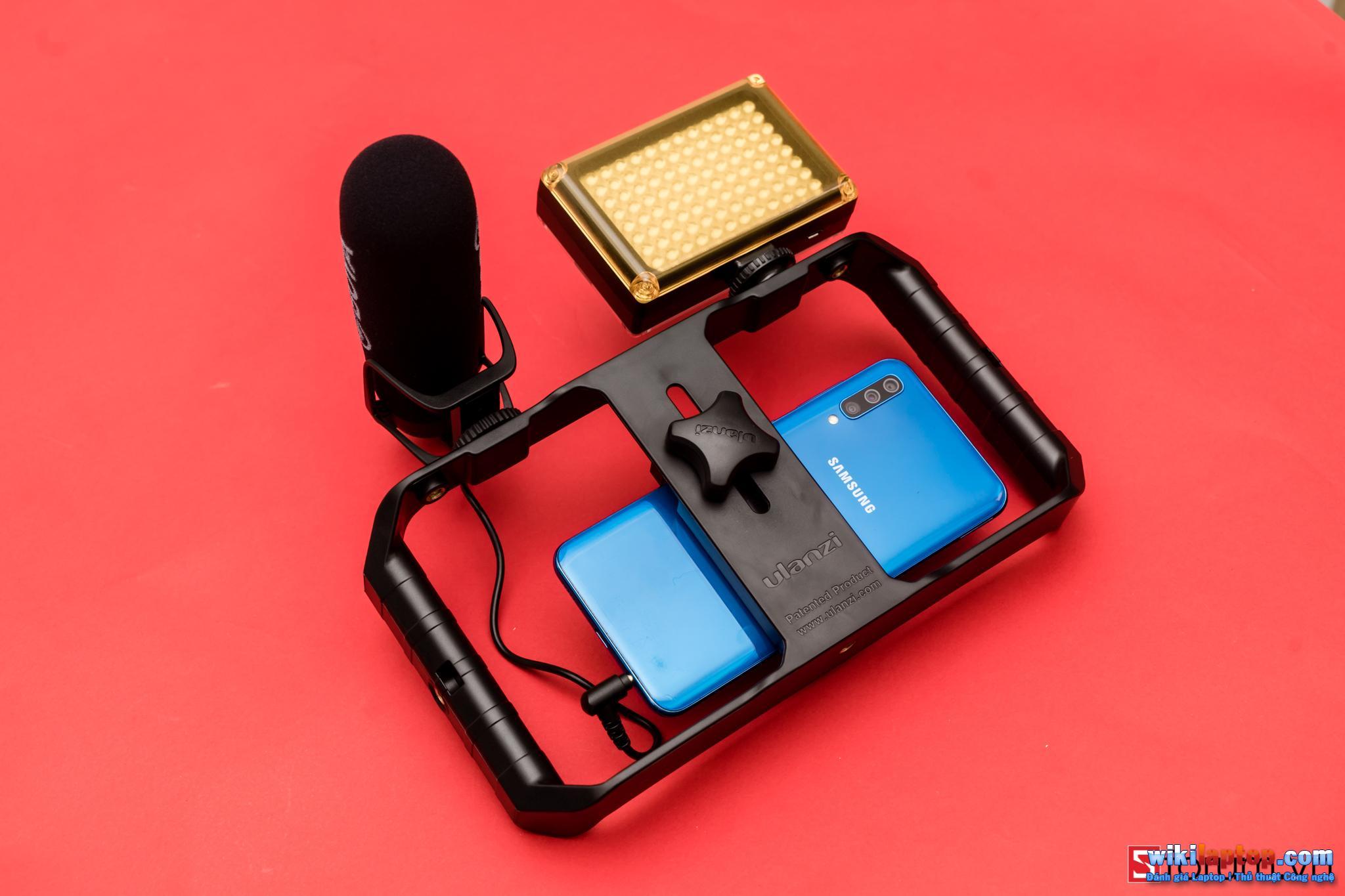 Sforum - Trang thông tin công nghệ mới nhất CPS-Combo-Quay Phim-So-2-46 Trải nghiệm Combo 2 Pro: Phim chống rung mà không cần gimbal?