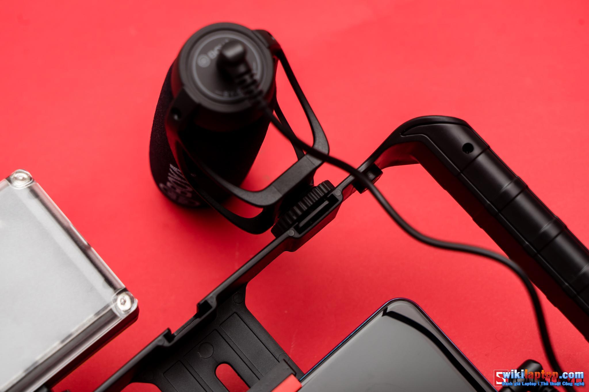 Sforum - Trang thông tin công nghệ mới nhất CPS-Combo-Quay Phim-So-2-58 Trải nghiệm Combo 2 Pro: Phim chống rung mà không cần gimbal?