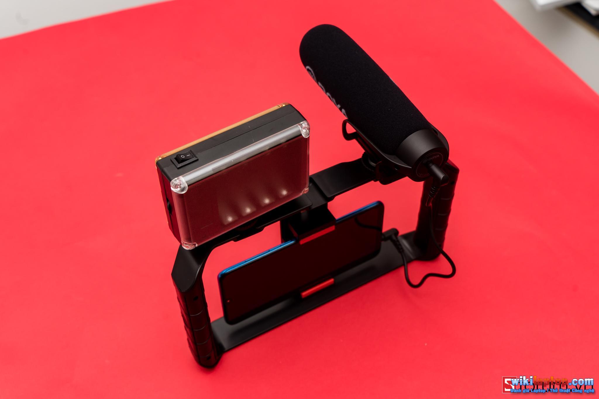 Sforum - Trang thông tin công nghệ mới nhất CPS-Combo-QuayPhim-So-2-43 Experience Combo 2 Pro: Phim chống rung mà không cần gimbal?