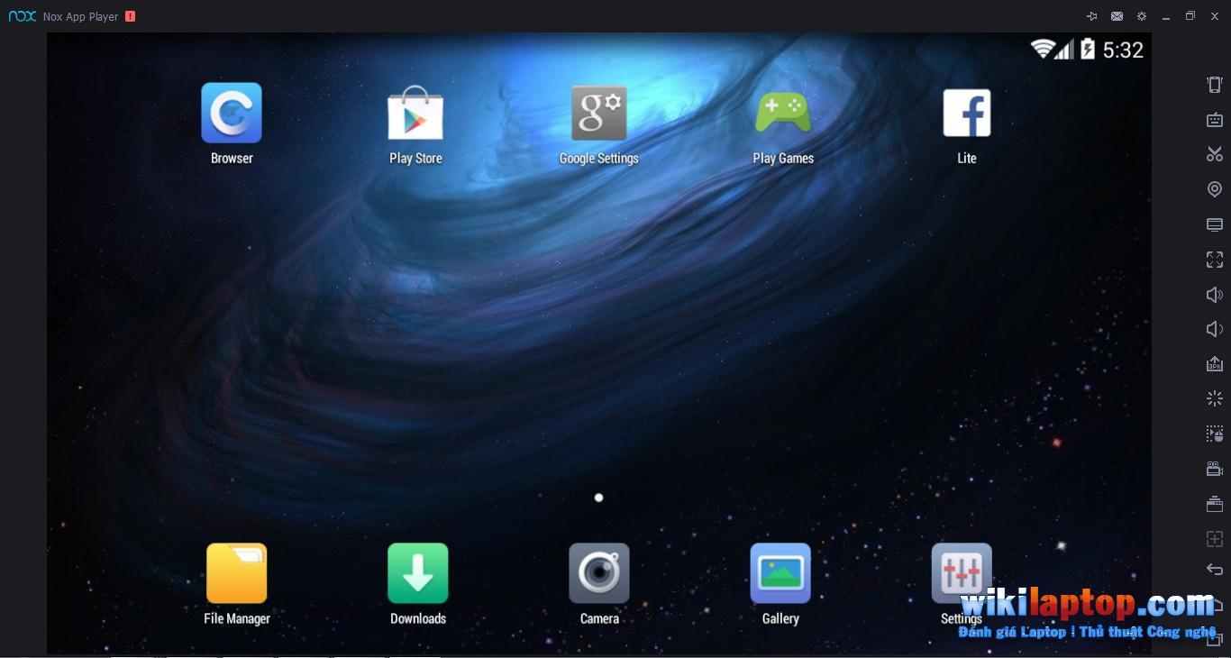 Sforum - Trang thông tin công nghệ mới nhất 1-14 Top 11 phần mềm mô phỏng Android tốt nhất cho Windows hiện nay