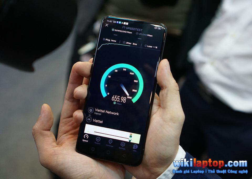 Cách kiểm tra tốc độ mạng wifi trên điện thoại