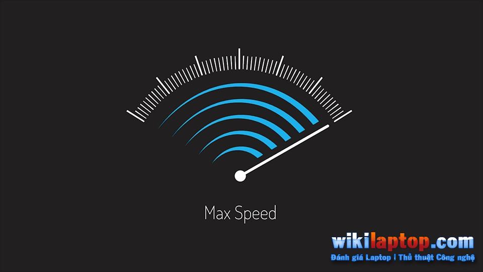 Kiểm tra tốc độ mạng wifi trên máy tính thông qua NetSpeedMonitor