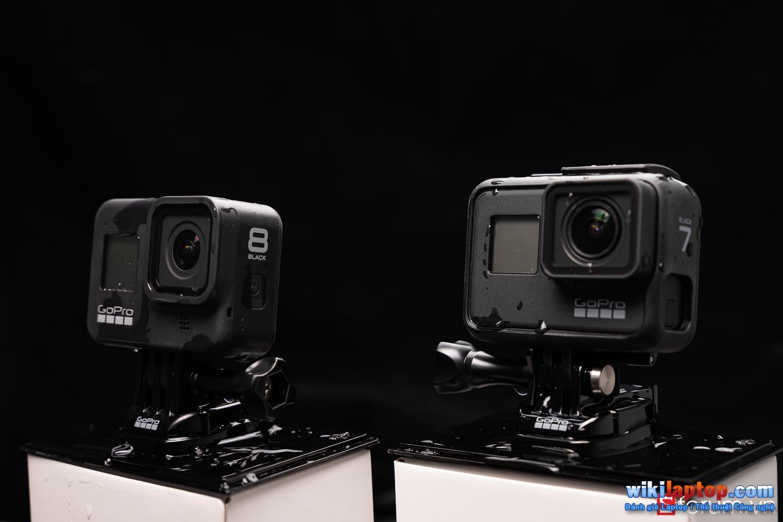 Sforum - Trang thông tin công nghệ mới nhất DSC02094 Đánh giá GoPro Hero 8 Black: Sáng tạo hiện đại, chống rung tốt, ghi âm tốt, tùy chỉnh theo nhu cầu của người dùng