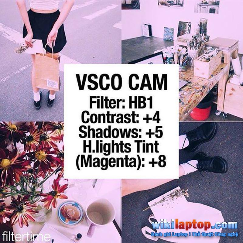 Sforum - Trang thông tin công nghệ mới nhất cam1-1 Một loạt các công thức VSCO tuyệt vời không thể bỏ qua