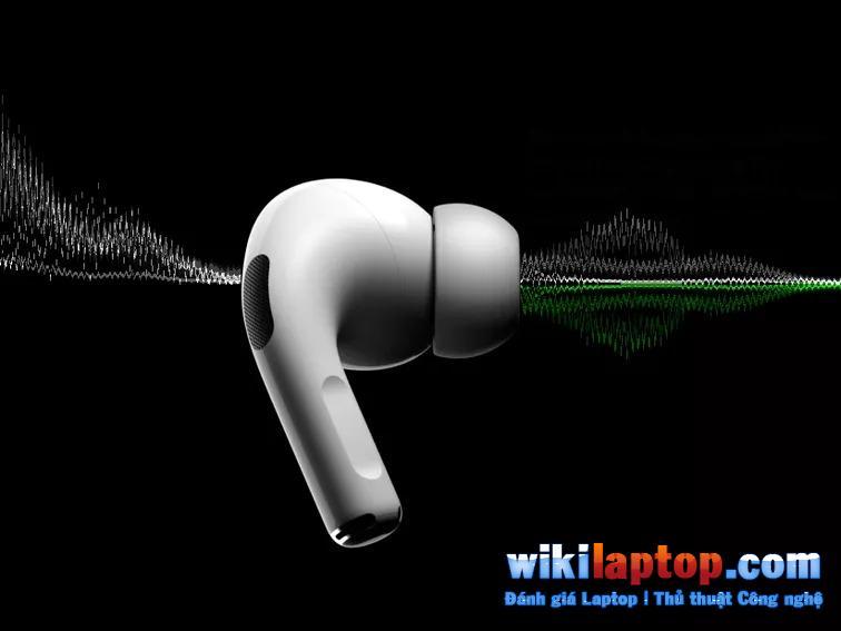 Sforum - Trang công nghệ khử tiếng ồn của Airpods So sánh AirPods Pro với AirPods 2: Phiên bản