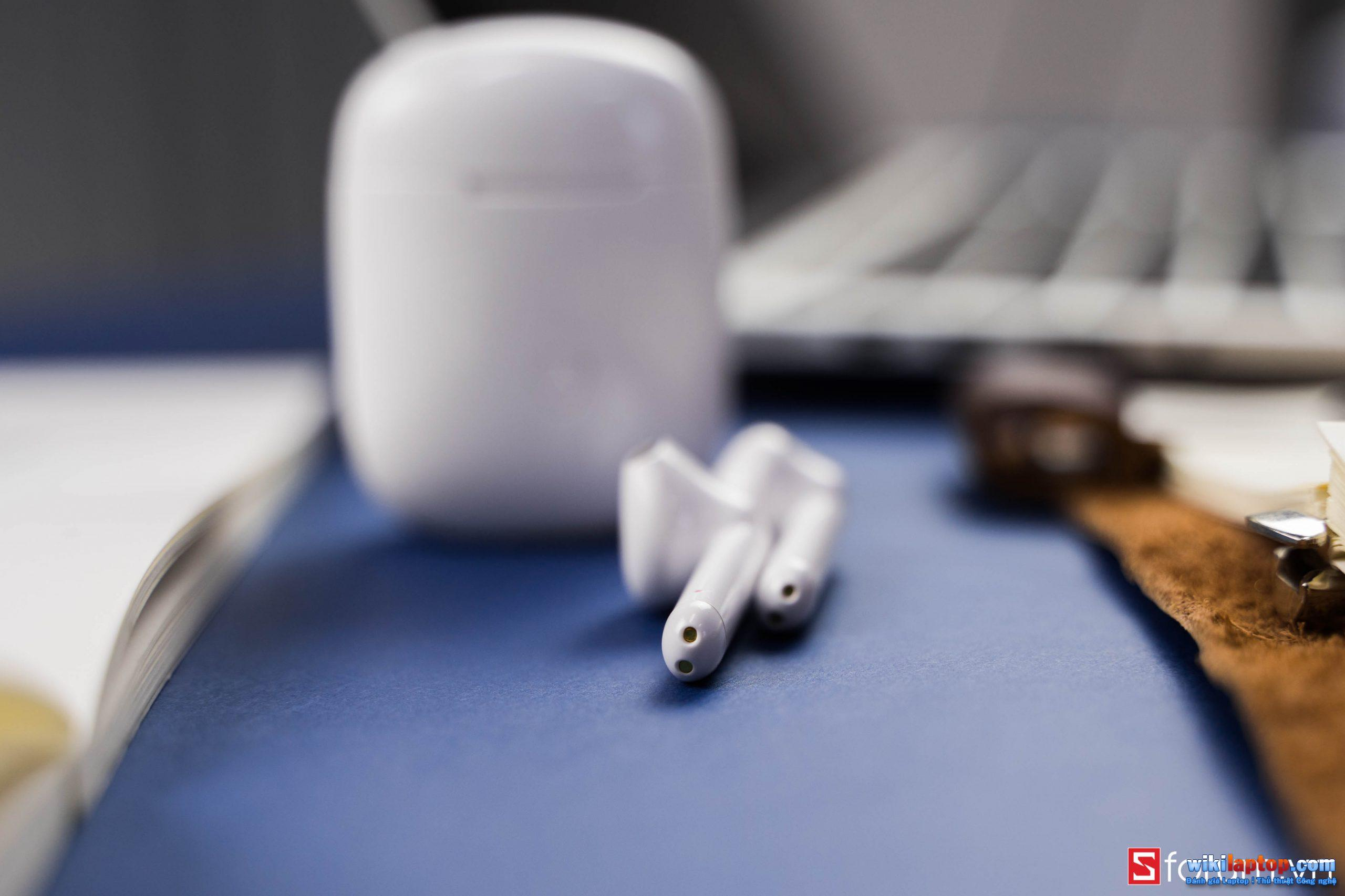 Sforum - DSC00298-2-scale - Đánh giá SoundPEATS TrueAir: Thời lượng pin lên đến 30 giờ, Bluetooth 5.0, chất lượng âm thanh trung cao