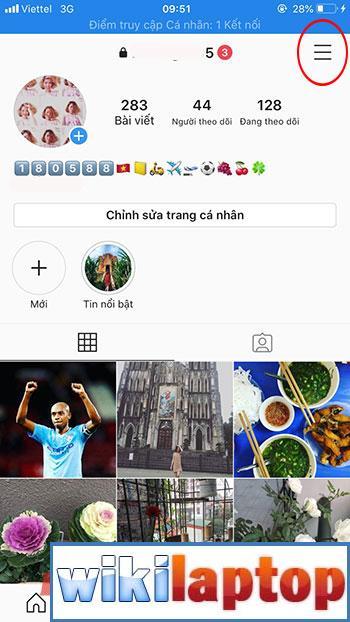 Cách lưu video instagram 4
