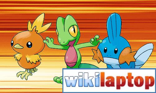 Pokemon khởi đầu thế hệ thứ ba