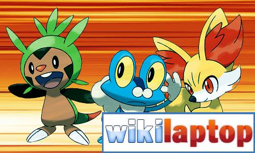 Pokemon thế hệ thứ 6 bắt đầu