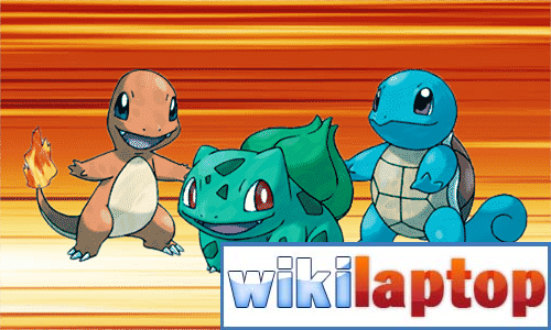 Pokemon bắt đầu Thế hệ 1