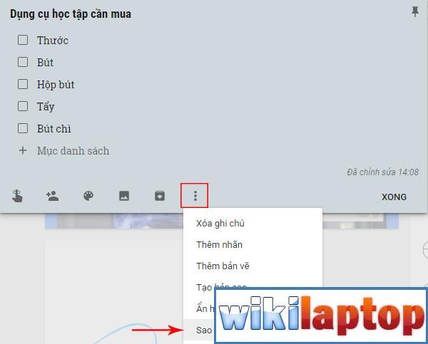 Tích hợp với Google Tài liệu