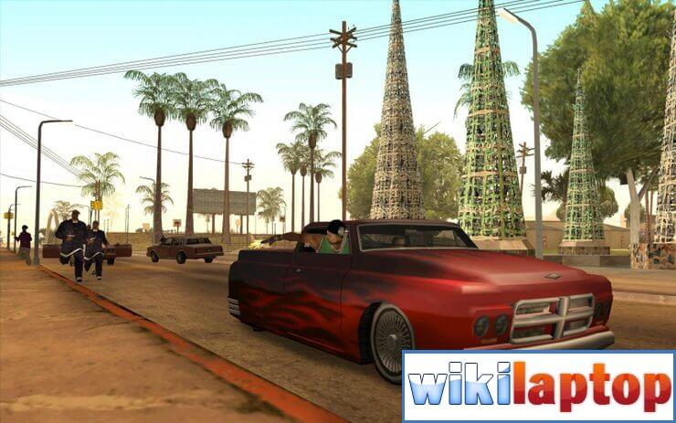 Chinh phục GTA San Andreas