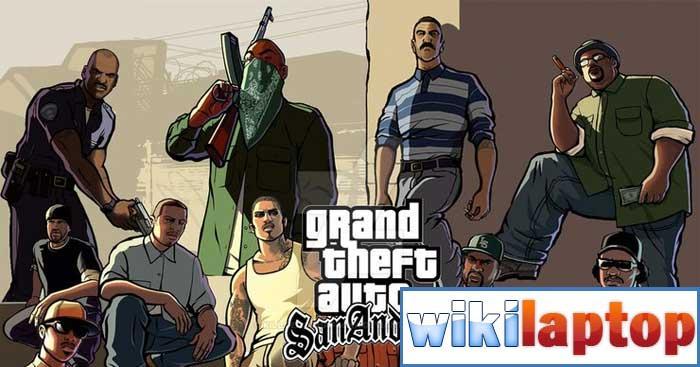 Nội dung Game GTA San Andreas