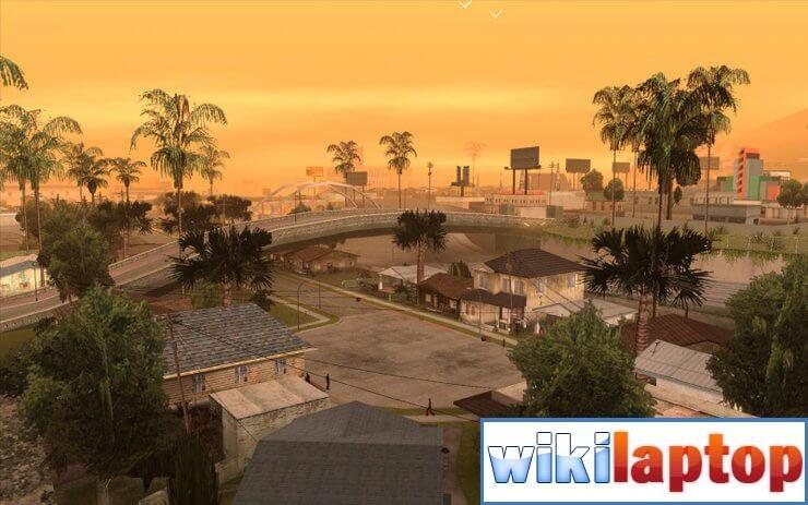 Game GTA San Andreas