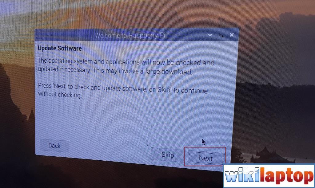 Cài đặt Raspberry Pi 11