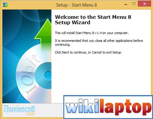Tải xuống Start Menu 8 - Tạo nút Start Windows 8 giống như Windows 7 3