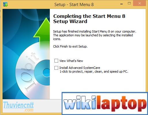 Tải xuống Start Menu 8 - Tạo nút Start Windows 8 giống như Windows 7 6