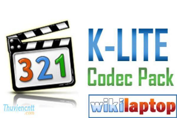 Tải xuống K-Lite Codec Pack Mega 9
