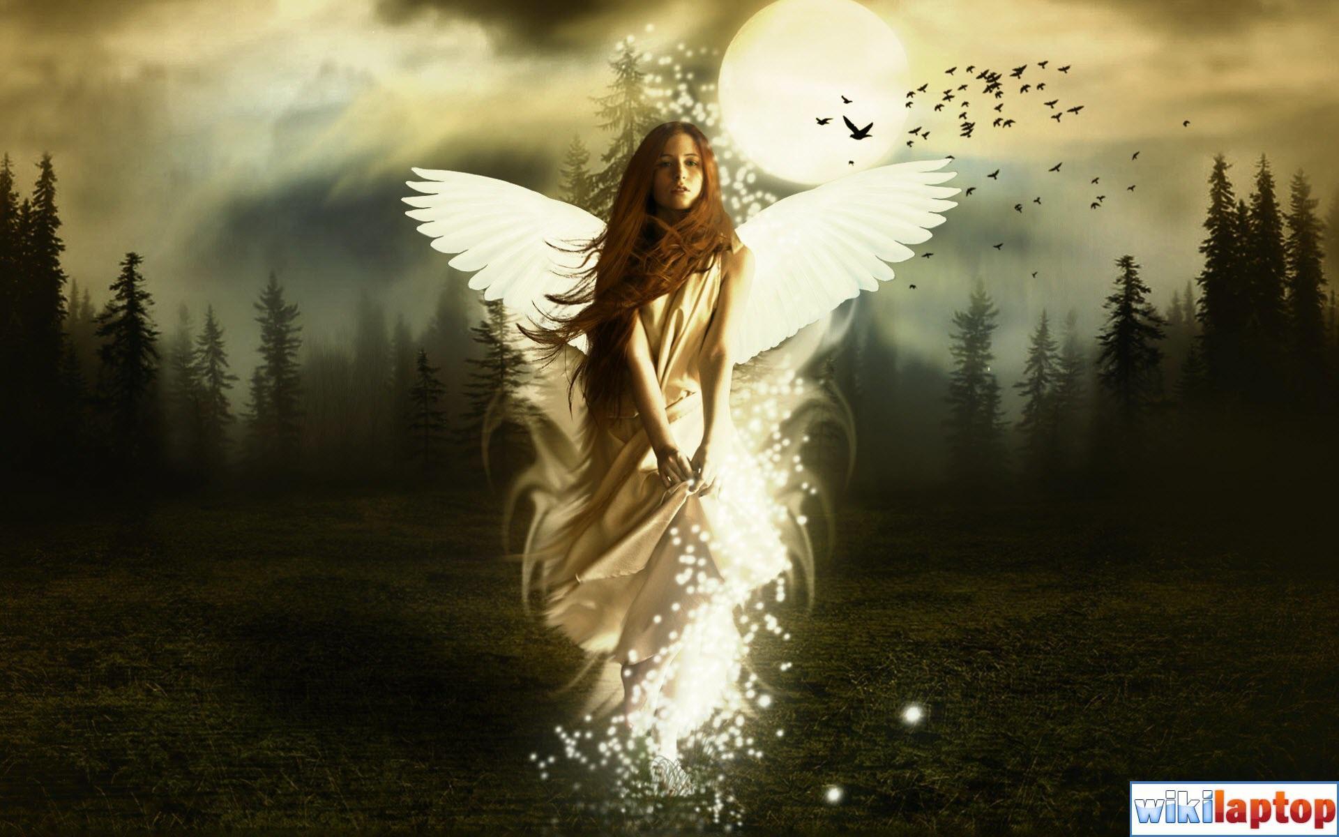 Hình ảnh Thiên thần đẹp nhất 4