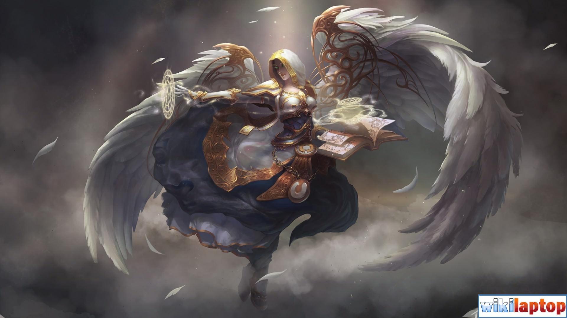 Hình ảnh Thiên thần 7 đẹp nhất