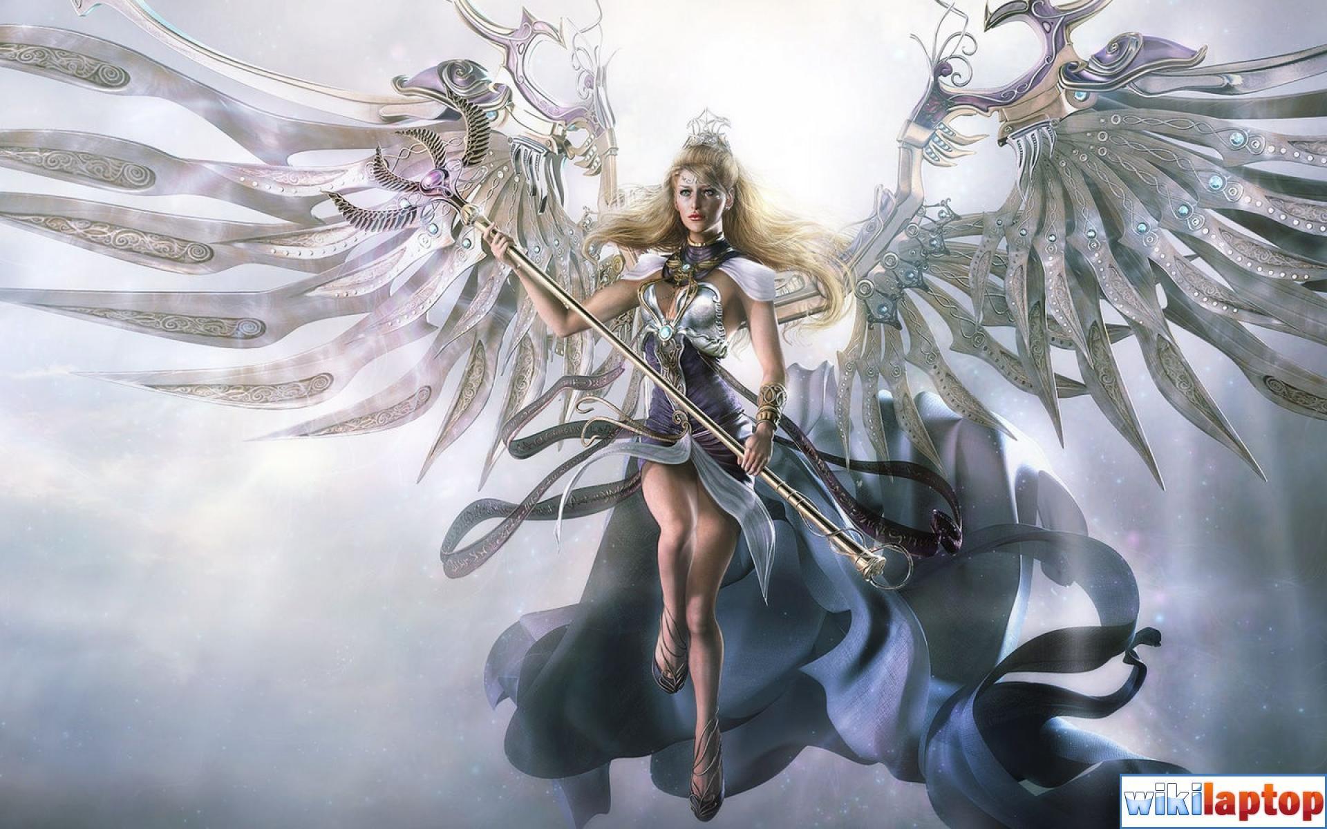 Hình ảnh Thiên thần 8 đẹp nhất