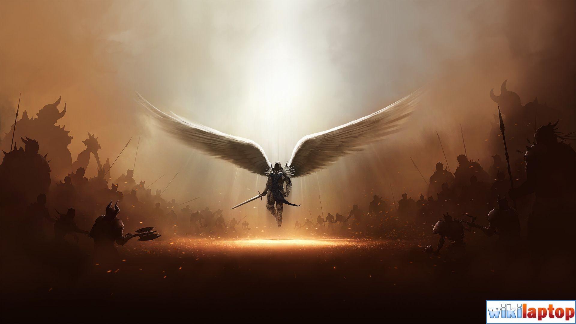 Hình ảnh những thiên thần đẹp nhất 11