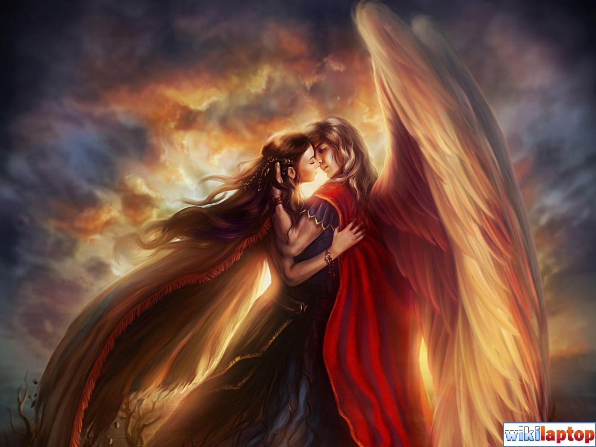 Hình ảnh những thiên thần đẹp nhất 12
