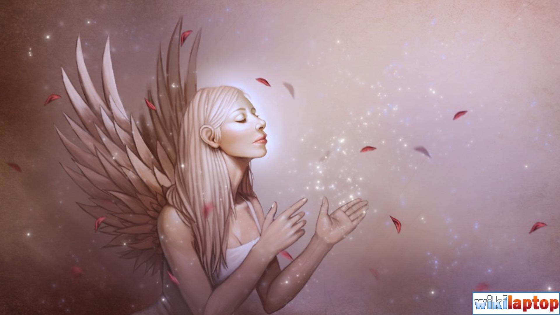 Hình ảnh những thiên thần đẹp nhất 16