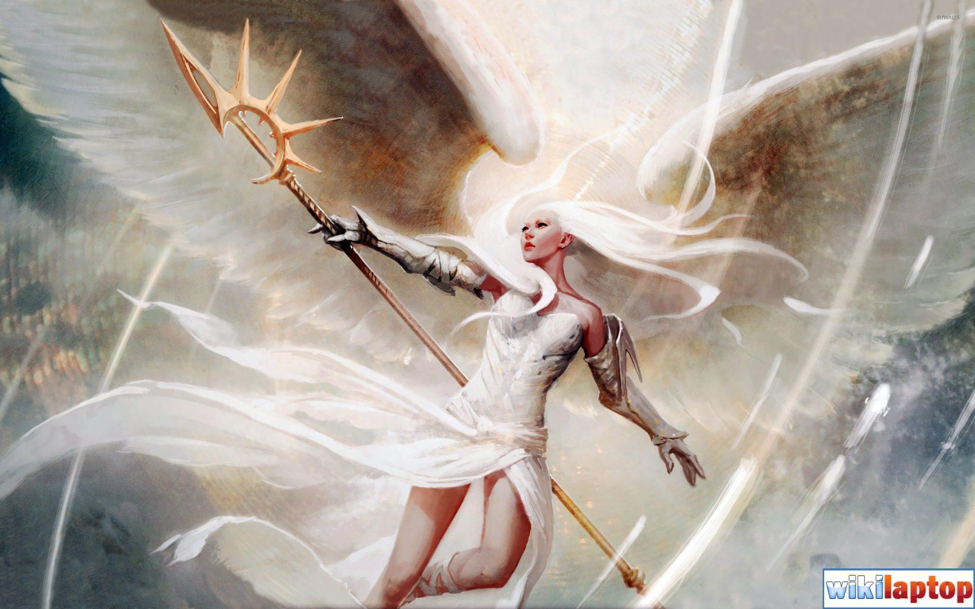 Hình ảnh những thiên thần đẹp nhất 24